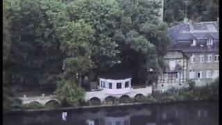 Besuch in Halle (Saale) im Jahr 1981