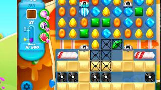 Candy Crush Soda Saga Level 1511 - NO BOOSTERS ***