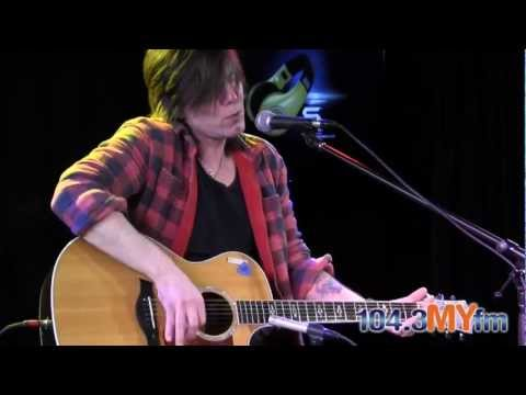 "The Goo Goo Dolls- ""Slide"" Acoustic Performance"