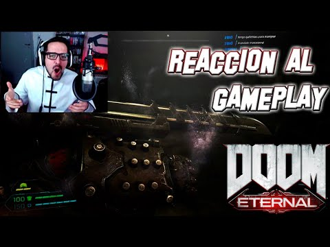 VIDEO REACCIÓN EN VIVO🔴 DOOM ETERNAL  CON EL DOJO⛩️