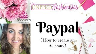 How to create a Paypal Account  Send, receive, transfer money