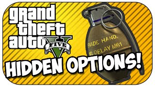 5 HIDDEN Features in GTA 5 Xbox One, PS4 and PC