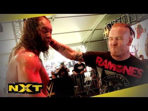 WWE NXT Beim Aftershock Festival 2015