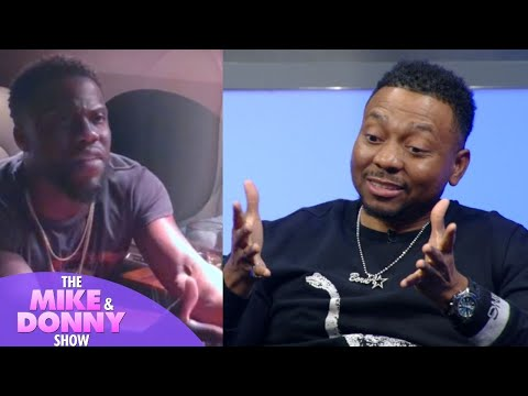 Tone Kapone - What Really Happened On the Plane in The Kevin Hart Doc