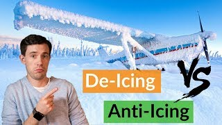 Deicing Aircraft and Anti Icing - Aircraft Icing Dangerous?