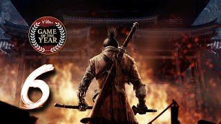 Sekiro Shadow Die Twise / Jefe Lord Jenichiro, la revancha / Capitulo 6