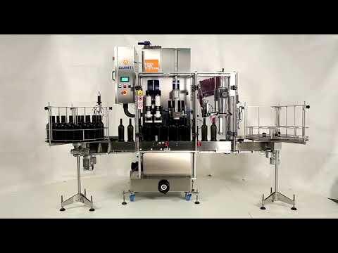 Quinti Easy Line Wine Automatic Monoblock