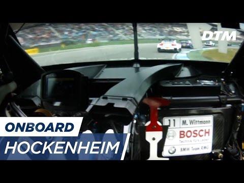 DTM Hockenheim 2017 - Marco Wittmann (BMW M4 DTM) - RE-LIVE Onboard (Race 2)