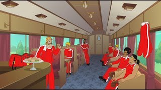Supa Strikas - Season 3 Episode 38 - Shakes on a Train