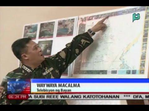 [News@6] AFP: Insidente ng pamamaril sa Subi Reef, walang katotohanan