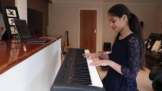 Hasi Ban Gaye - Piano Cover by Elina