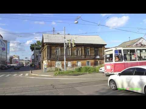 Нижегородский трамвай 2016.  All Kinds of Trams in Nizhny Novgord, Russia