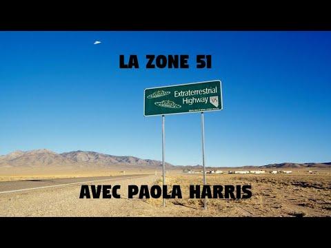 Paola Harris - Zone 51 - John Mack - Les célébrités et les OVNI