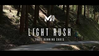LIGHT RUSH  Trail running shoes