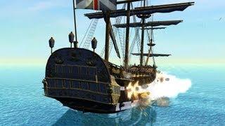 Pirates of the Burning Sea - Free MMORPG