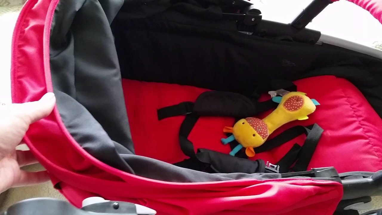 Urbini Omni Stroller Review