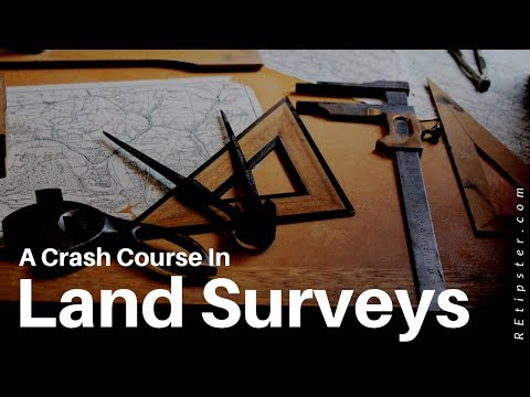 A Crash Course In Land Surveys (When I Order Them, What Kind I Get, And Why They're Helpful)