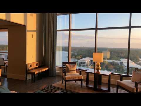 The Contemporary Bay Lake Tower Grand Villa HD