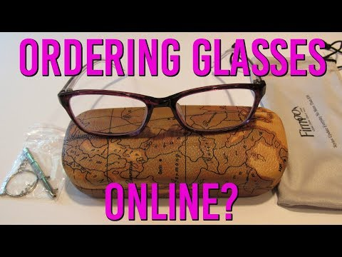 Buy glasses online review