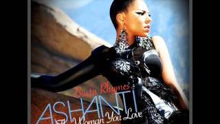 Ashanti The Woman You Love (Solo Version)