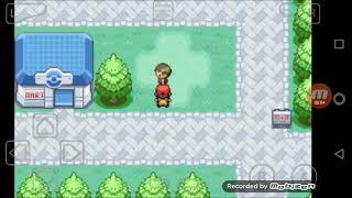 Pokémon fire red ep 1 caminho para cerulean city e derrotando misty