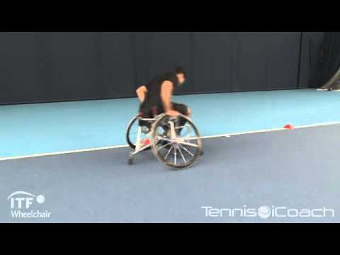 Editor´s Pick. Wheelchair tennis: On court mobility drills