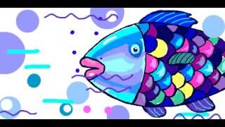 Анимация - рыба.