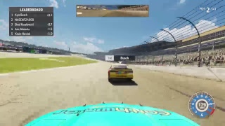 Nascar Heat 3 Championship Race 2/36 Folds Of Honor Quiktrip 500