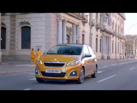pub peugeot 108 avec mika 2017 youtube. Black Bedroom Furniture Sets. Home Design Ideas