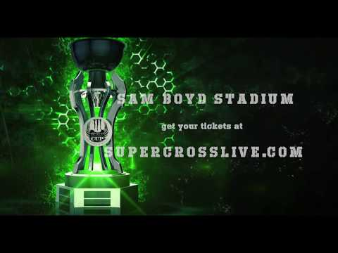 2017 Monster Energy Cup  The Ultimate Gamble