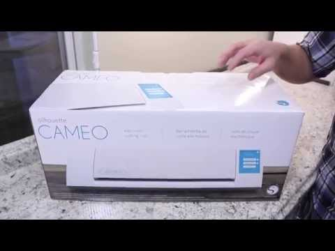New Silhouette Cameo (2014) Review And Set-Up