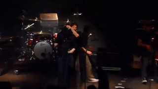 DETROIT- Bertrand CANTAT - Le vent nous portera - Le Moulin Marseille HD LIVE - 21 / 05 / 14