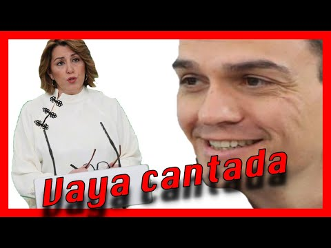 El sueño de Susana Díaz (Parodia Súbeme la Radio de Enrique Iglesias)