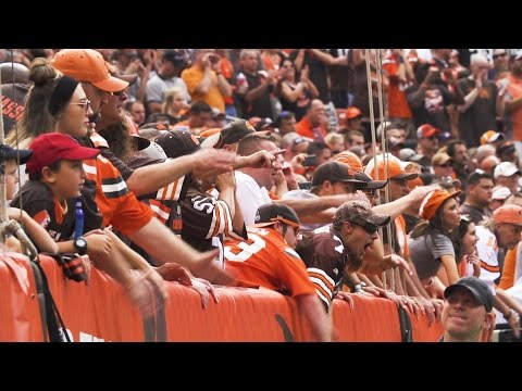 Why am I a Cleveland Browns fan? Watch this video to get reminded