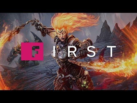 Официально: Darksiders 3 выйдет в конце ноября, новый геймплей