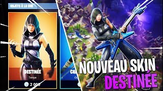 🔴 LIVE FORTNITE - BIENTTHE GAME MODE - NEW -SKIN LEGENDAIRE- DESTINE!