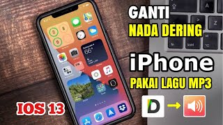 Download Cara ganti nada dering panggilan iphone ios 13 pakai lagu mp3