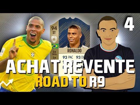 FUT 18   ACHAT REVENTE : ROAD TO RONALDO...