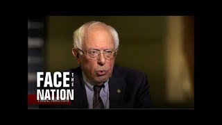 "Full interview: Bernie Sanders on ""Face the Nation"""