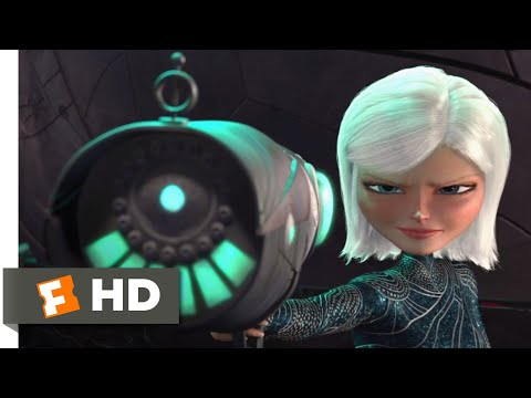 Monsters vs. Aliens (2009) - Go Big Or Go Home Scene (10/10) | Movieclips