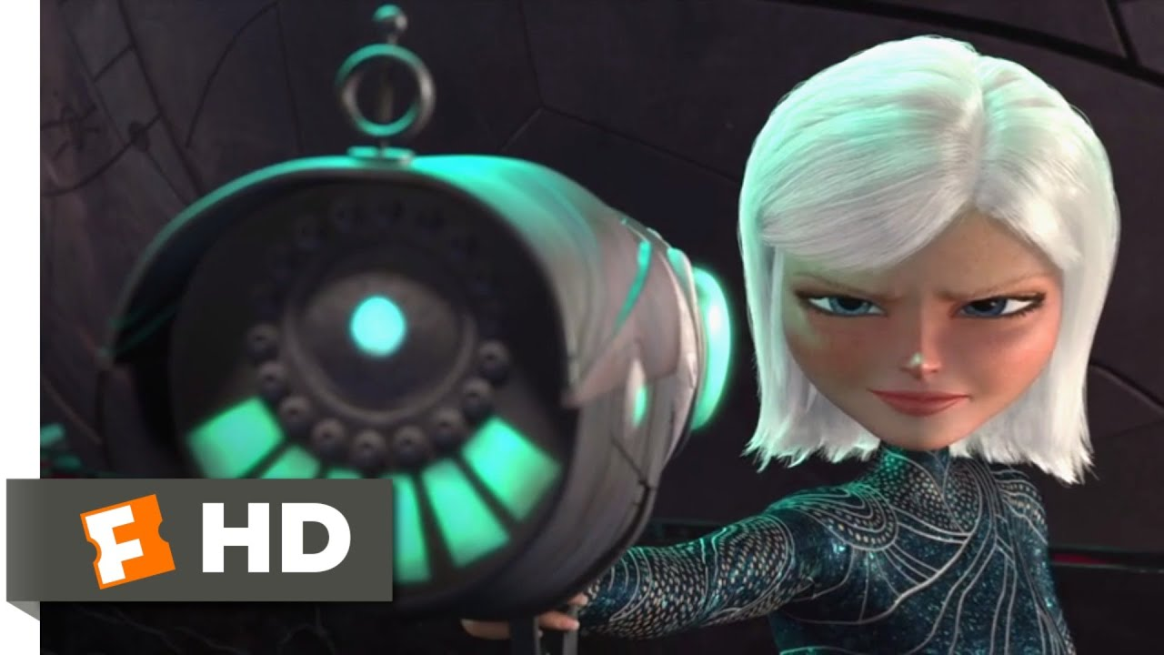 Download Monsters vs. Aliens (2009) - Go Big Or Go Home Scene (10/10) | Movieclips