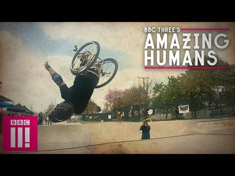 """When Life Gives You A Wheelchair, Find A Skate Park"" 
