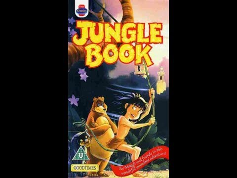 Download Original VHS Opening: Goodtimes's Jungle Book - 2004 Reissue (UK Retail Tape)