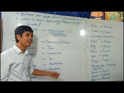 English Class in Cambodia for New Interchange part 1 by bou sopheak