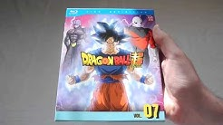 Unboxing: Dragon Ball Super (Vol. 7)
