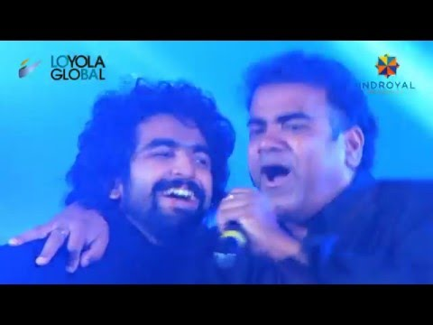 LOBA 2015 - O Humdum Suniyo Re |  Feat. George Peter & Sidharth Menon