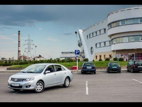 Тестдрайв: Zotye Z300 (производства РБ)