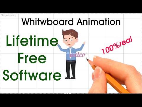 HOW TO MAKE WHITEBOARD ANIMATION VIDEOS LIFETIME FREE2020 | Tech Studio Pro #episode-10