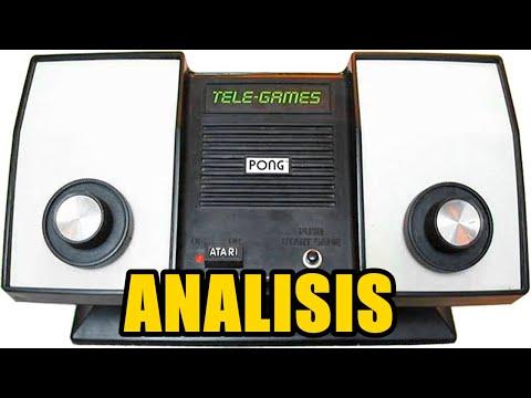 CVG - Atari Pong (Sears Tele Games 1975) Analisis