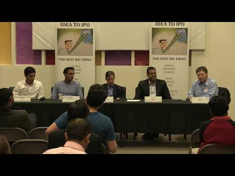 11-09-17 Venture Captial Panel: Funding for Fintech Startups